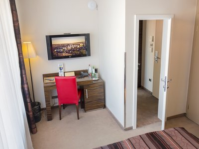 EA Hotel Crystal Palace**** - double room