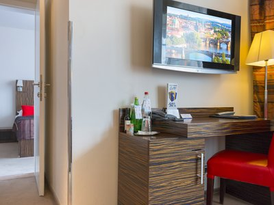EA Hotel Crystal Palace**** - single room