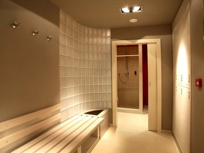 EA Hotel Crystal Palace**** - relaxation center