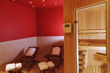 EA Hotel Crystal Palace**** - finnish sauna, relaxation area